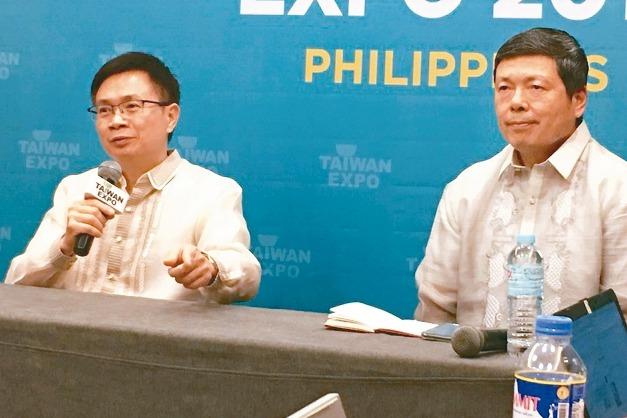 菲律賓臺灣形象展告捷 2天共吸引1萬1千人次