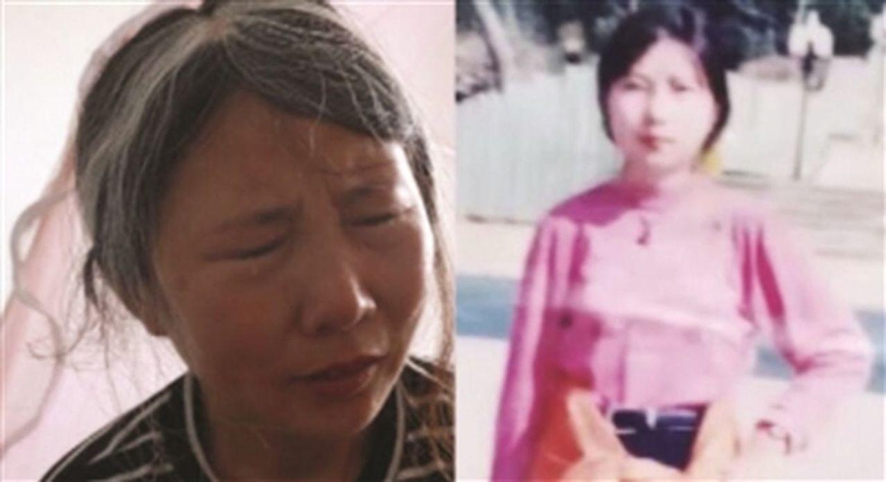 白華玲說,自己常被誤認為已經60歲,也有小孩叫她奶奶。圖翻攝微博