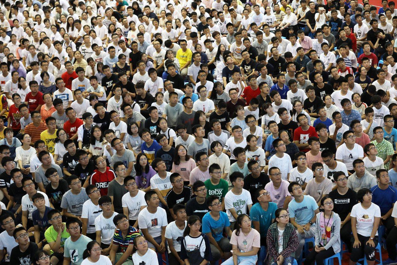 中國國務院8日宣布,將於2020年展開中共建政以來的第7次全國人口普查。圖/中新...