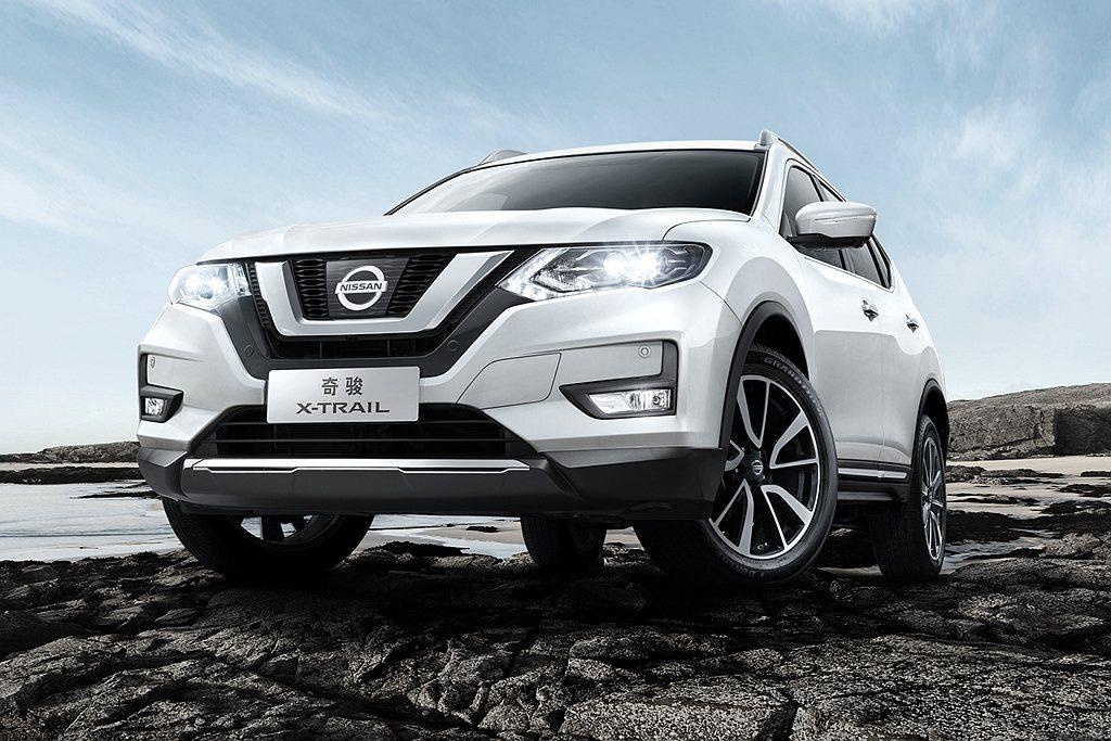 全新Nissan X-Trail有望在2020年登場,代表現行款已經開始走向產品...