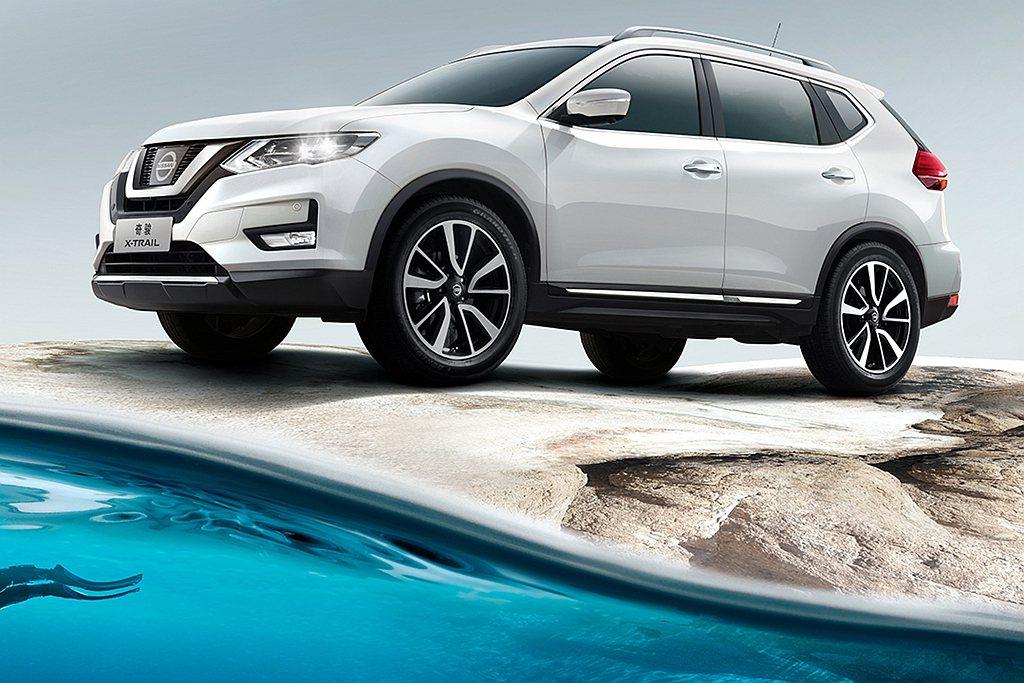 中國Nissan X-Trail提供2.0L(154ps)、2.5L(186ps...