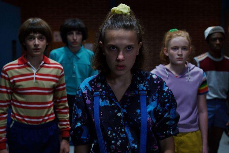 才剛看完最新一季的《怪奇物語 Stranger Things》,怪奇迷們應該等不...