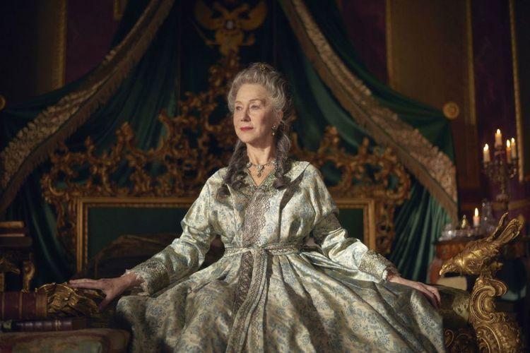 如同其劇情,HBO 與 Sky 最新合拍的四集迷你影集《凱薩琳大帝 Cather...