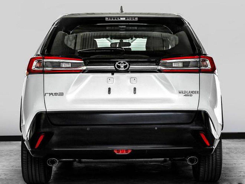 中國Toyota汽車預告,將在第17屆廣州國際車展上發表嶄新都會休旅Wildla...