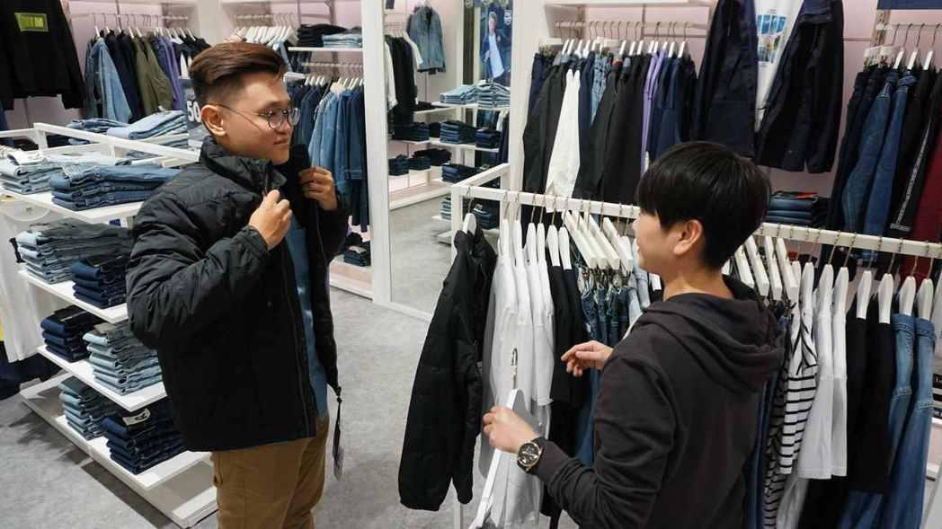 南紡購物中心五週年慶第二波檔期,吸引不少民眾前往。 南紡購物中心/提供