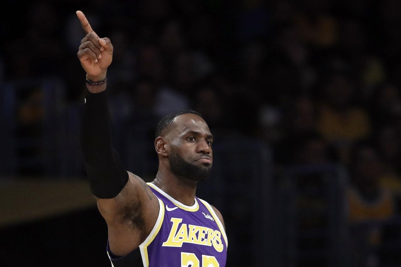 NBA/詹皇反對輪休風氣:除非受傷絕不缺席