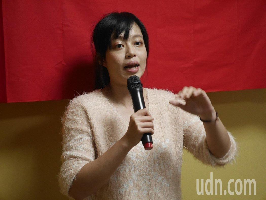 時代力量基隆市議員陳薇仲在臉書貼文說,拜讀過韓國瑜提出的青年政策後,她們想問他「...