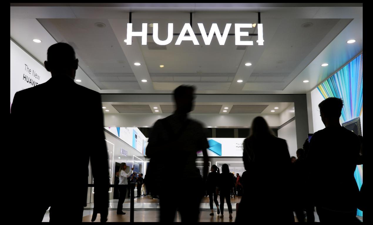 根據IDC統計,華為平板大陸銷售量今年第3季已超越蘋果。(路透)