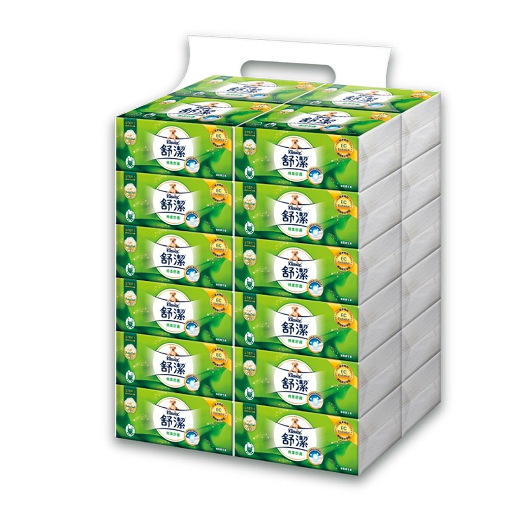 momo購物網推出舒潔棉絨膚觸抽取衛生紙11月11日限定銅板價,單包10元有找。...
