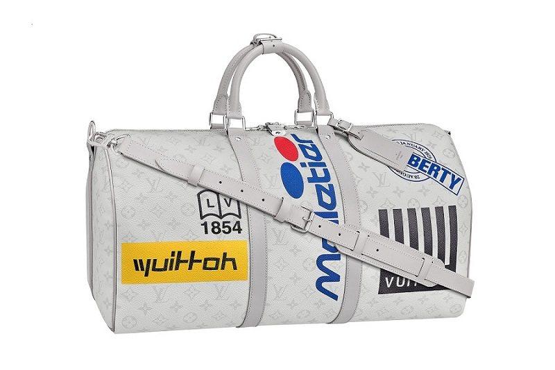 路易威登早秋Keepall Bandoulière 50手袋,售價85,000元...