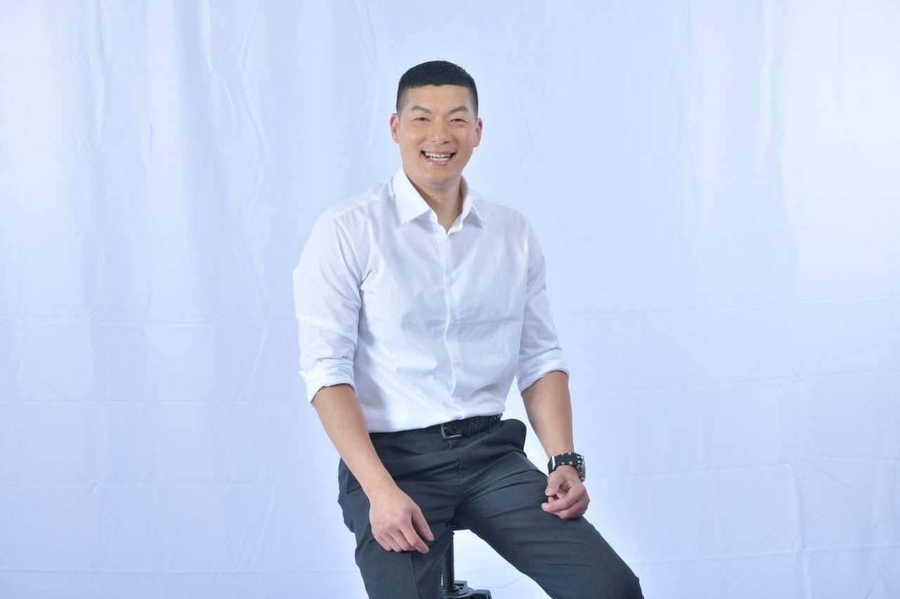 賴建豪代表親民黨參選台中市第5選區立委。圖/賴建豪提供