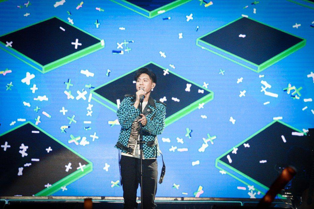 韋禮安在南京舉辦第2場「而立」世界巡演。圖/IMC提供