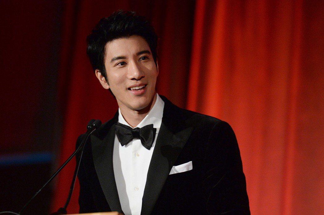 王力宏赴美參加亞洲文娛產業峰會,獲「文娛創變者」大獎。圖/宏聲音樂提供