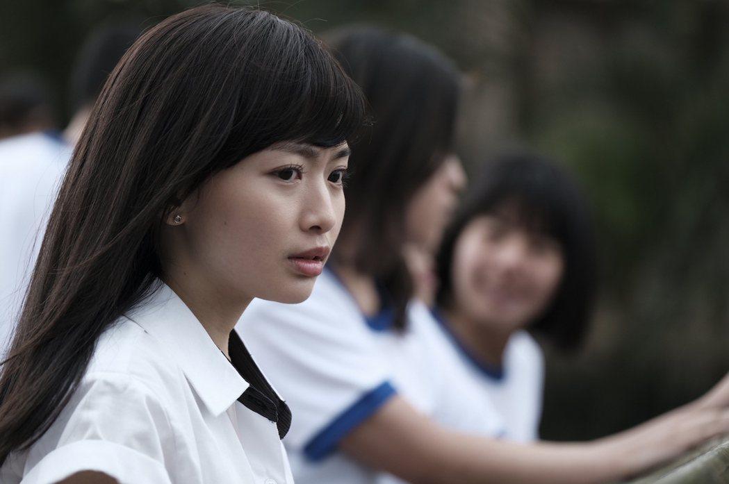 詹宛儒在「糖糖Online」戲中飾演糖糖。圖/公視提供