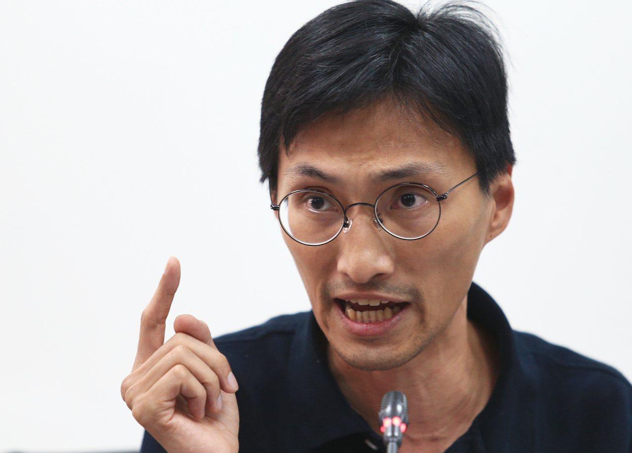 香港立法會議員朱凱迪等七民主派議員,被港警拘捕或預約拘捕。圖/聯合報系資料照片