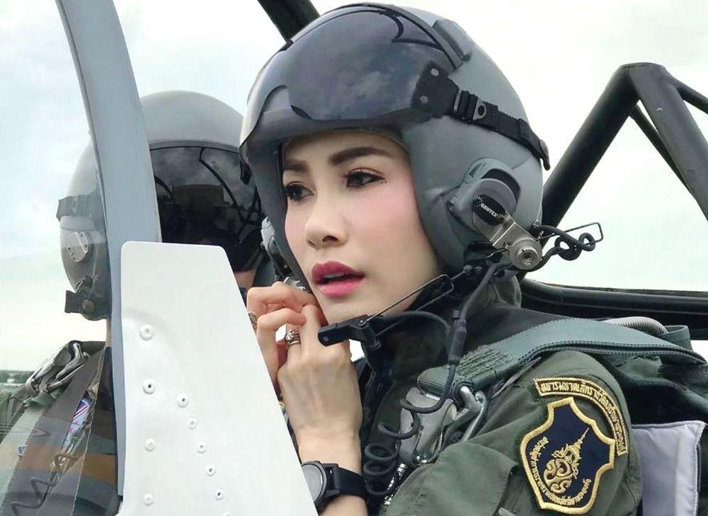 泰國王妃詩妮娜。(法新社)