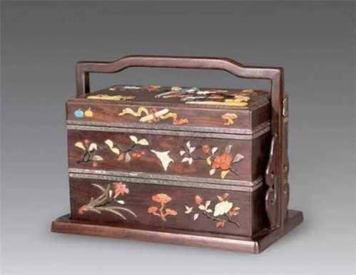 古代食盒稱謂由來已久。 圖/取自香港01