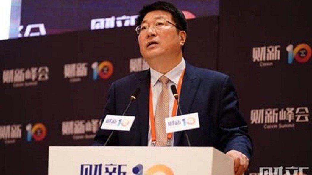 紫光董座:中國半導體產業還要再坐十年冷板凳。 記者林宸誼/攝影