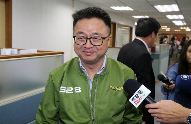 民進黨秘書長羅文嘉。聯合報系資料照片/記者胡經周攝影