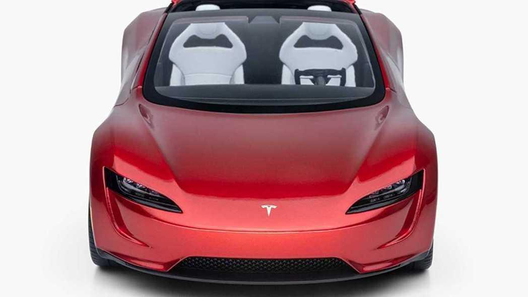 模型車每個細節,曲線和曲面均從用於製造實際Roadster的相同3D CAD數據...