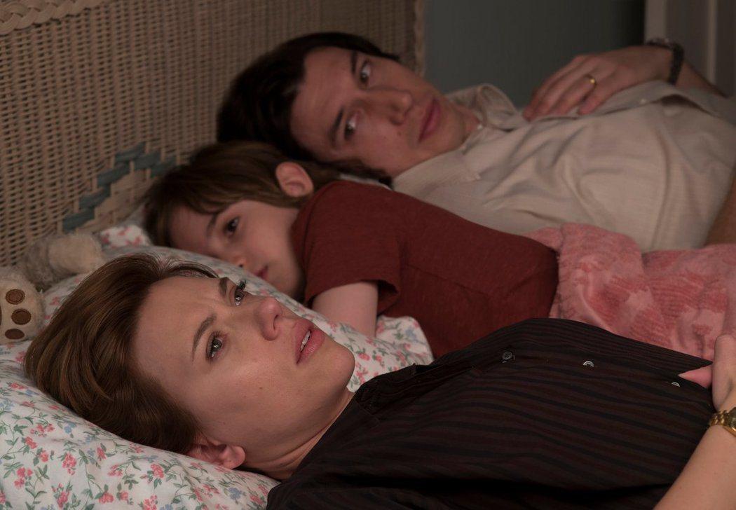 「婚姻故事」相當感人,男女主角的演出尤其精彩。圖/摘自imdb