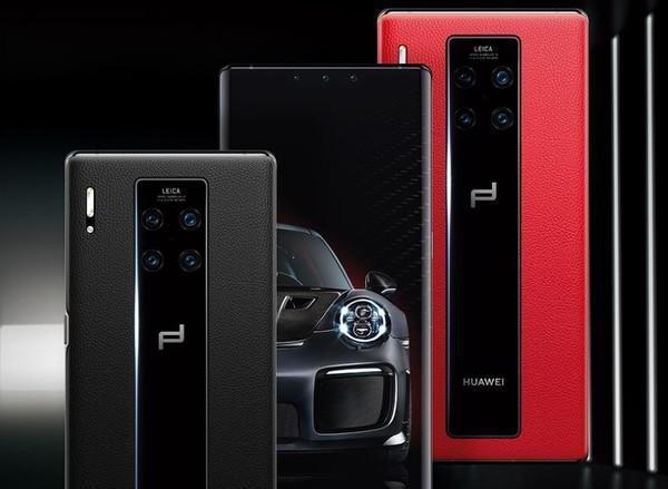 華為新款Mate30 RS保時捷設計,今(10)日上午將開賣,為華為第二貴手機,定價人民幣12,999元(約新台幣5.74萬元),僅提供5G版本。照片/華為官網