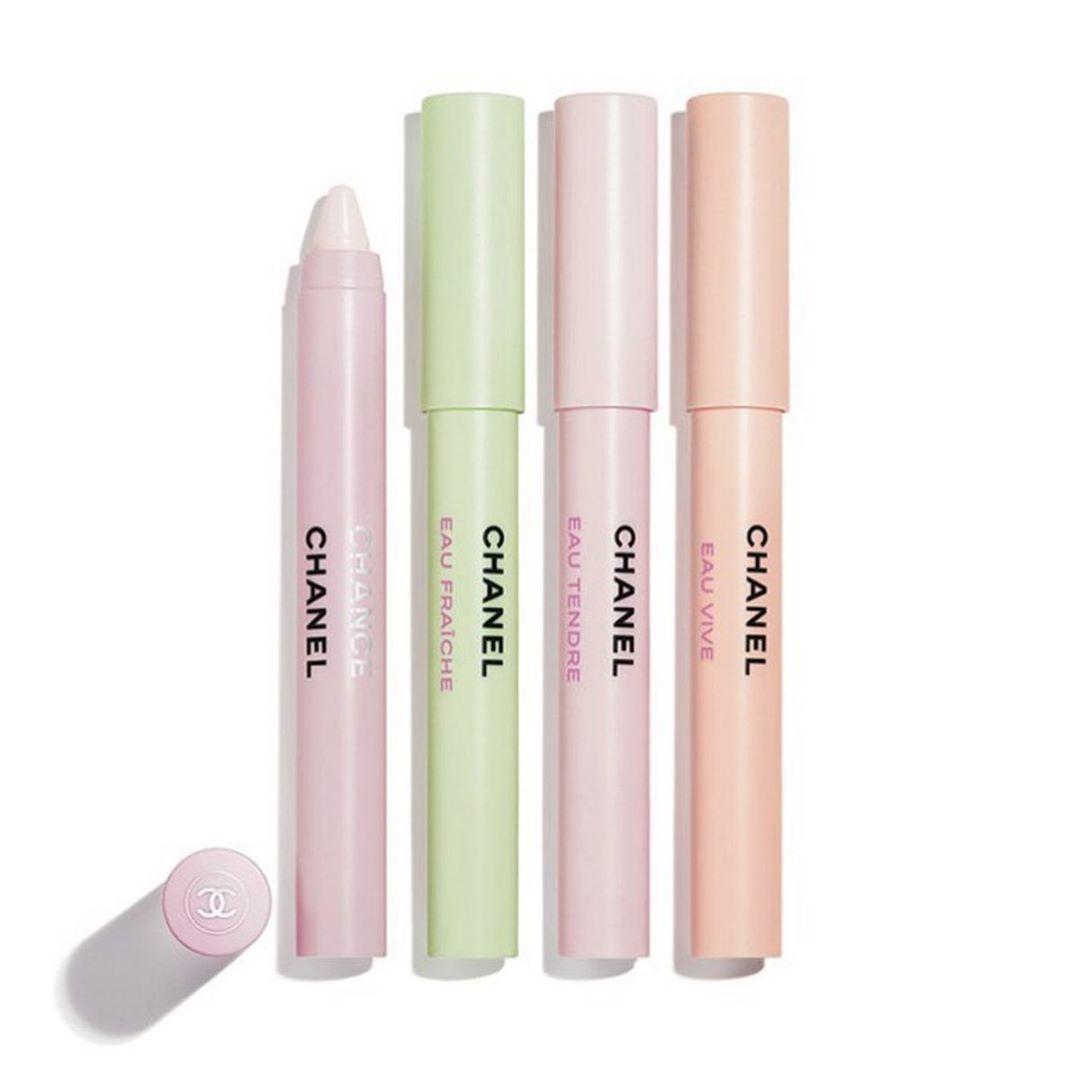 香奈兒將在2020年,推出以CHANCE系列香氛為主的「香氛筆」。圖/摘自IG