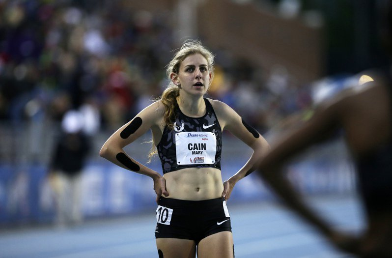 現年23歲的美國中長跑選手瑪麗.凱恩(Mary Cain)近日痛訴當年加入Nike奧勒岡計畫時,飽受身心折磨。美聯社