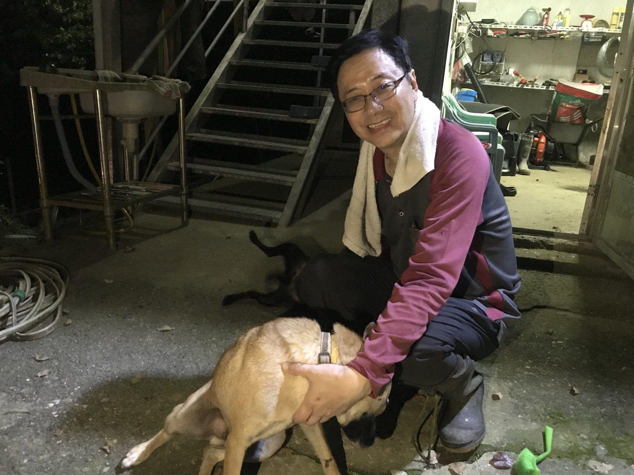 韓國瑜國策顧問張善政證實要擔任韓國瑜副手。記者王思慧/攝影