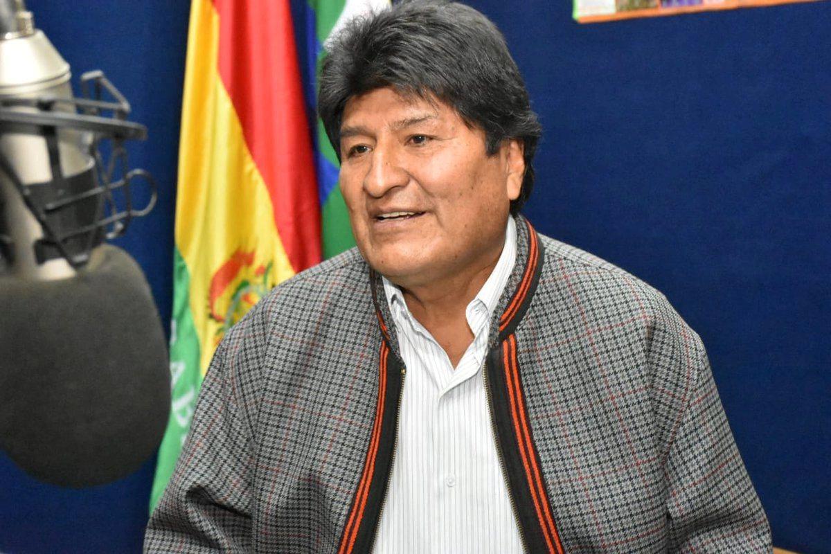 玻利維亞總統莫拉萊斯宣布請辭下台。路透