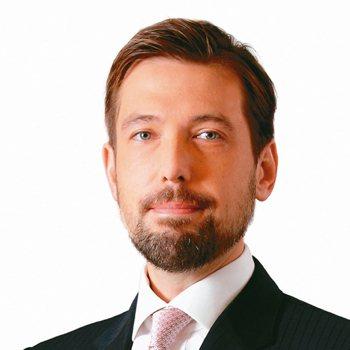 富達國際亞洲固定收益主管Bryan Collins。圖/富達投信提供