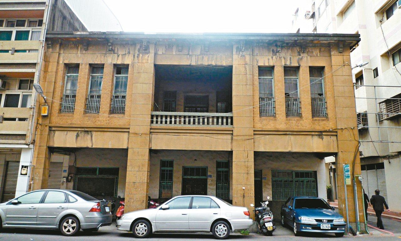彰化縣府指定杜錫圭故居為歷史建築。 圖/彰化縣文化局提供