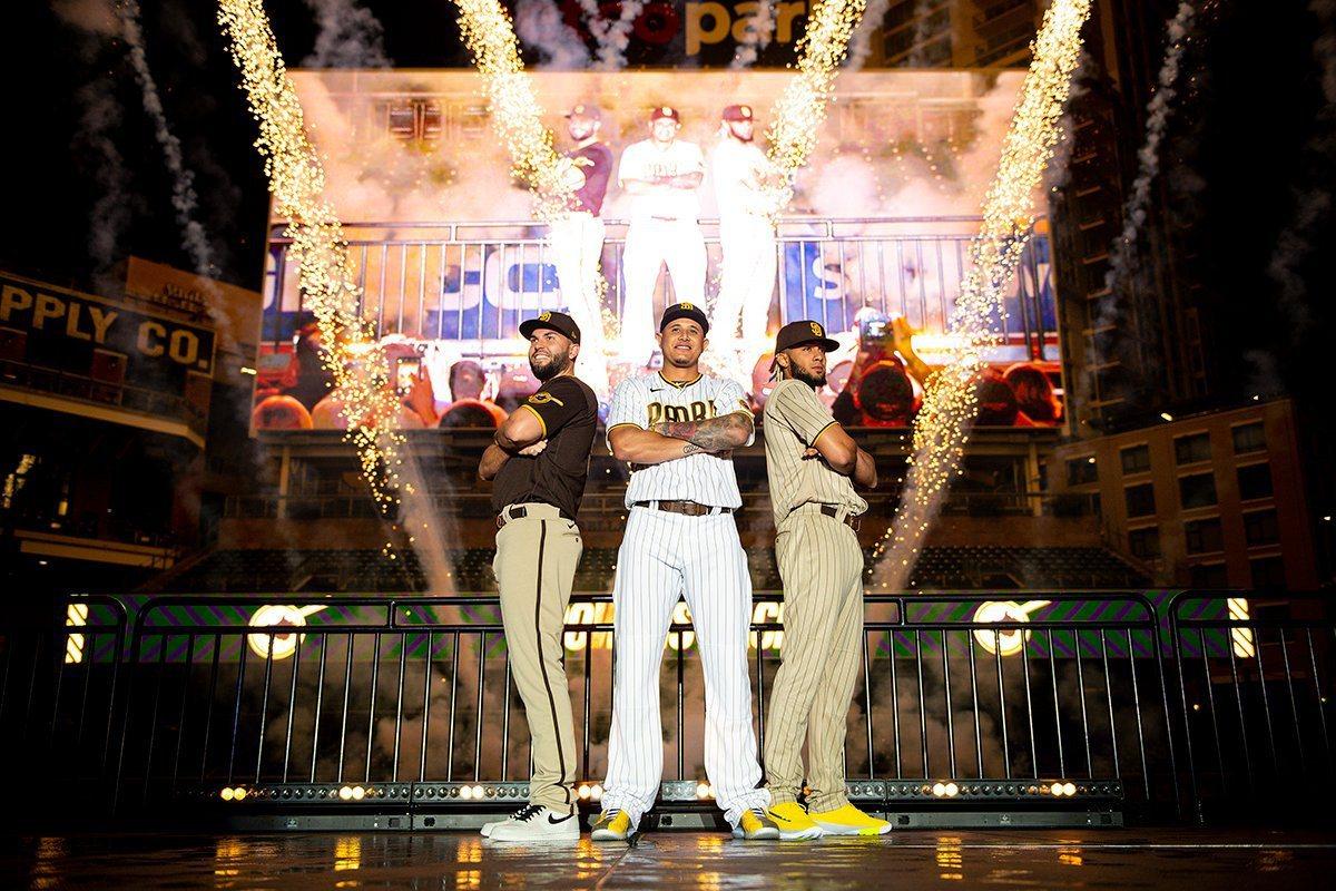 教士進行球衣大改版,以白色、灰色、棕色和黃色,設計明年賽季的新球衣,還特地在球場...