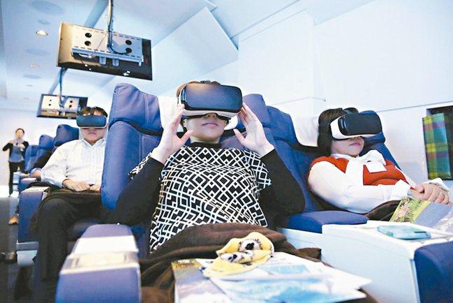 面對人口老化、海外旅遊成長欲振乏力等困境,日本航空龍頭全日空押注機器人互動、VR...