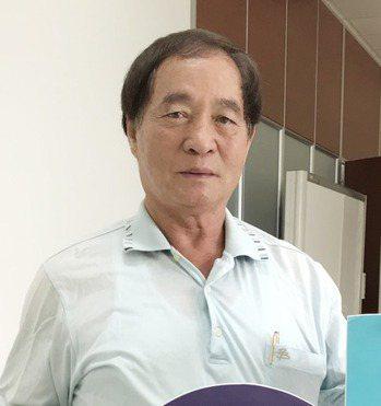 南六董事長黃清山 (聯合報系資料庫)