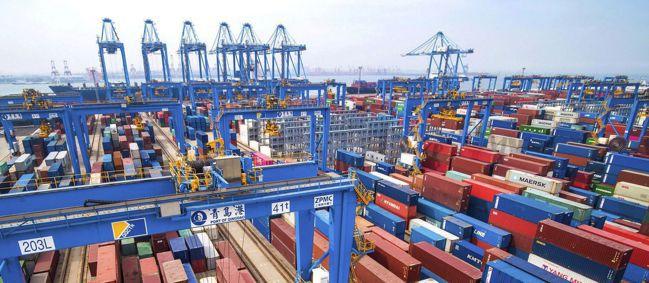 近來美中貿易戰的相關新聞相當吸睛,但中國大陸貿易型態的變化,更值得關注。圖/美聯...