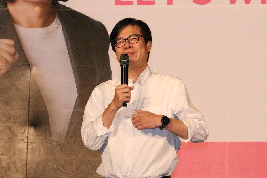 行政院副院長陳其邁。聯合報系資料照片/記者胡瑞玲攝影