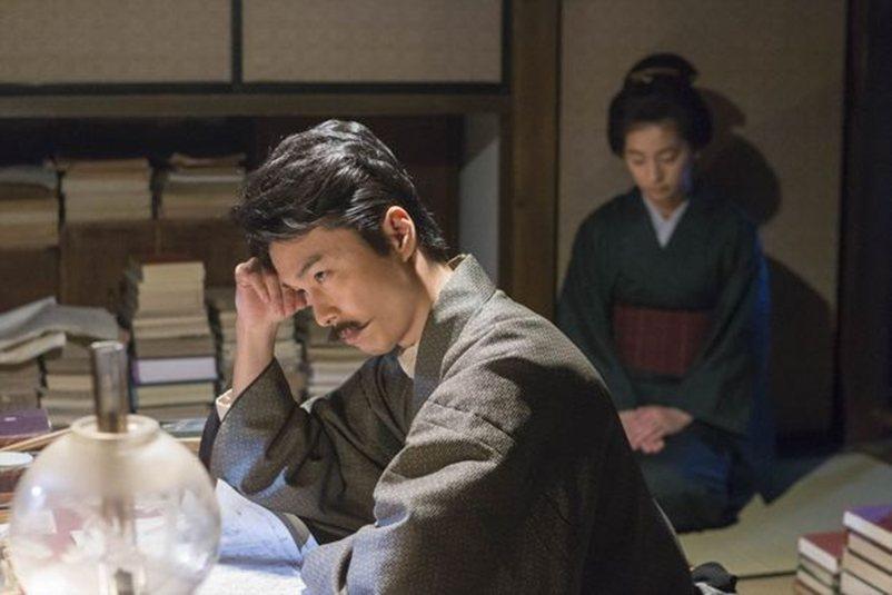 《夏目漱石之妻》劇照。 圖/維基共享