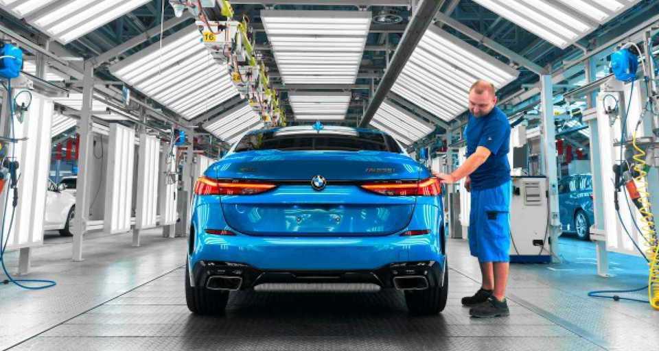 全新BMW 2 Series Gran Coupe將是萊比錫工廠生產的第9種車型...