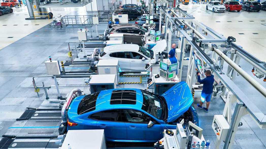 德國萊比錫工廠為BMW生產入門車款的主要基地。 摘自BMW