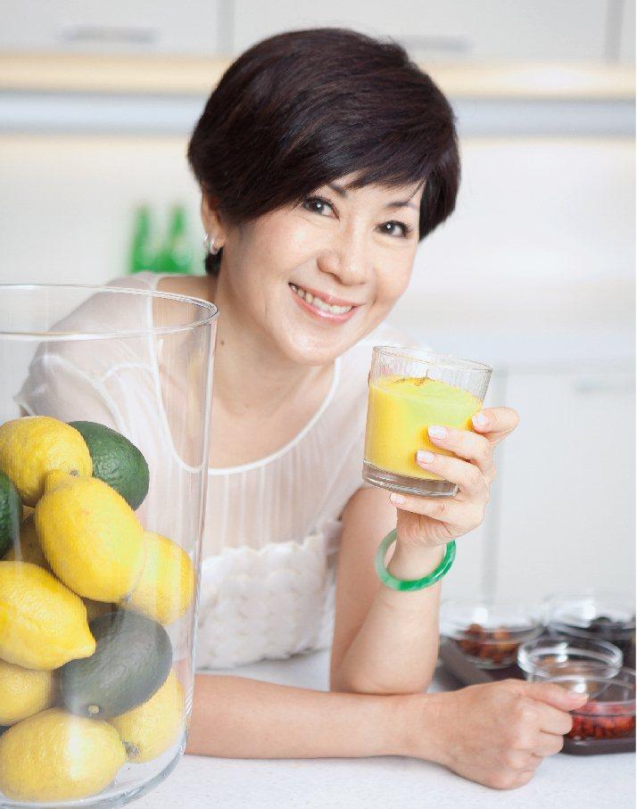 癌症關懷基金會董事長陳月卿。大侑健康/提供
