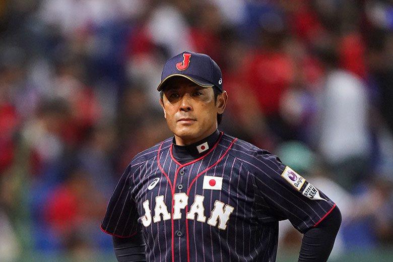 日本隊雖然在預賽大勝中華隊,但有好幾位打者的狀況也不太好,讓監督稻葉篤紀在調度上...