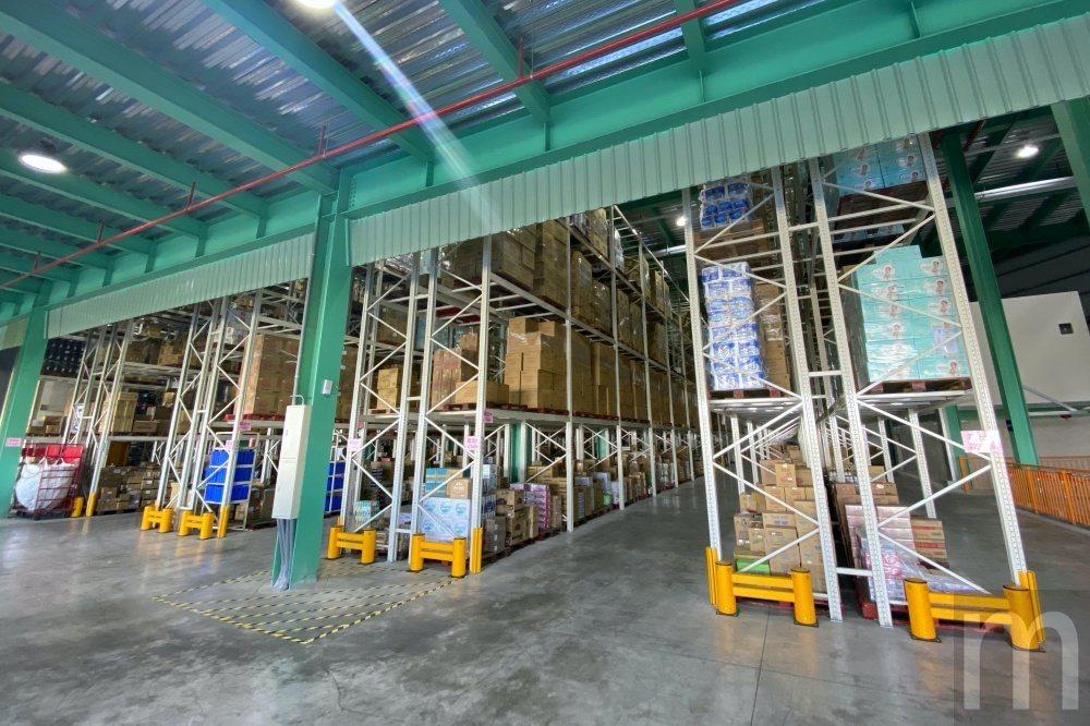 大型貨品儲放區