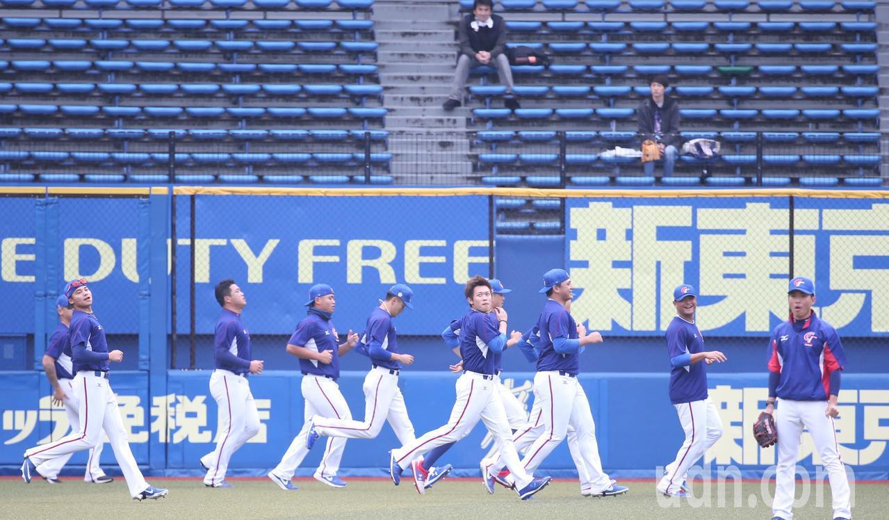 中華隊面對必勝之戰,也有可能採取投手車輪戰。 記者侯永全/攝影