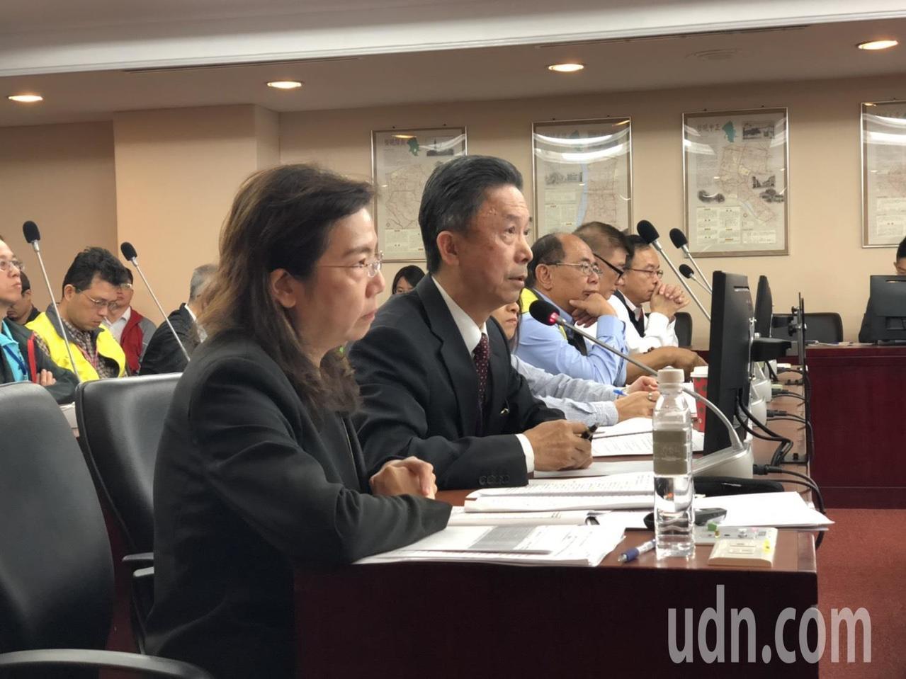 北市府今赴議會民政委員會進行專案報告,強調以「台灣台北市」的名稱締結姊妹市並非首...