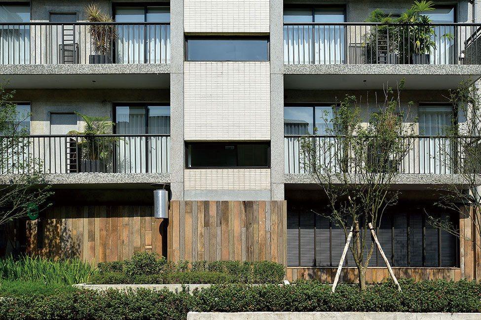 富藝旅獲台灣建築獎首獎。圖/建築師雜誌提供