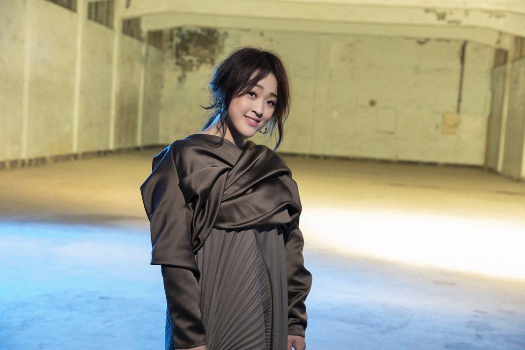 許莉潔將在15日展開「不就範」新歌分享會。圖/喜歡音樂提供