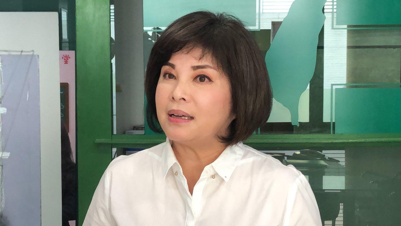 立委參選人賴惠員回應發表嚴正聲明。圖/賴惠員競選服務處提供