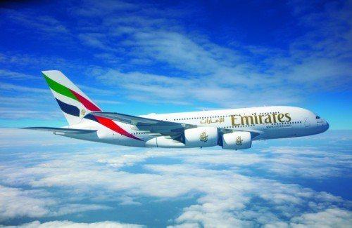 阿聯酋航空推出雙11優惠,經濟艙最低未稅7,111元起。圖/阿聯酋航空提供
