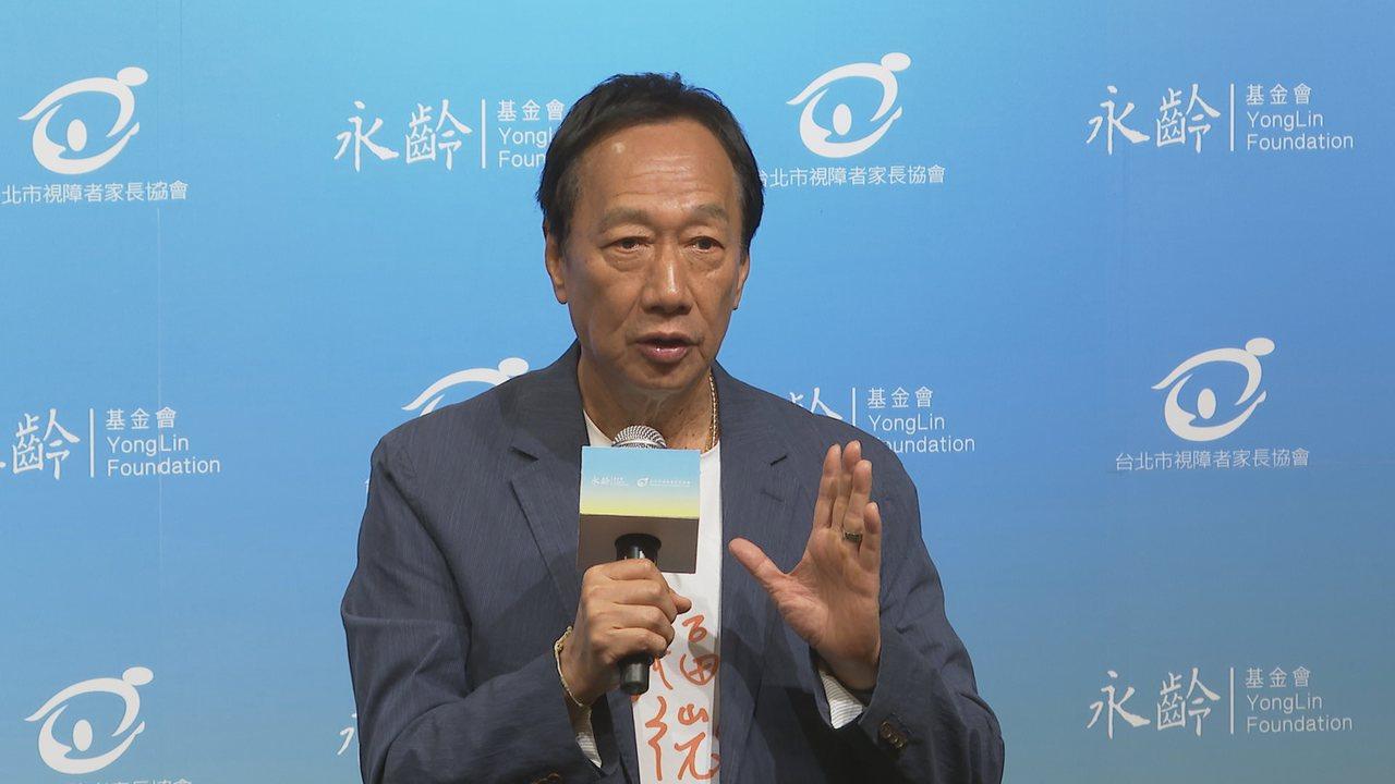 「郭宋合」已有默契,雙方將在立委選舉合作。記者王彥鈞/攝影